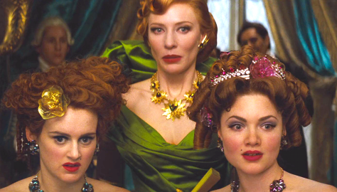 Cinderella (2016), Cate Blanchett, Sophie McShera, Holliday Grainger