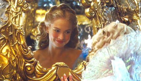 Cinderella (2016), Lily James