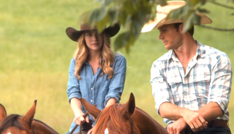 The Longest Ride (2015), Britt Robertson, Scott Eastwood