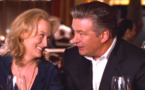 It's Complicated (2009), Alec Baldwin, Meryl Streep