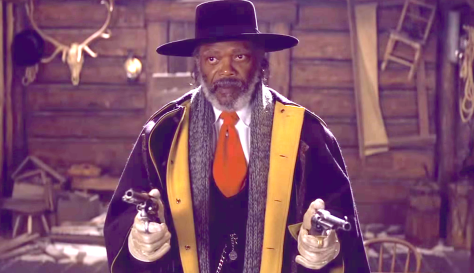 The Hateful 8 (2015), Samuel L. Jackson