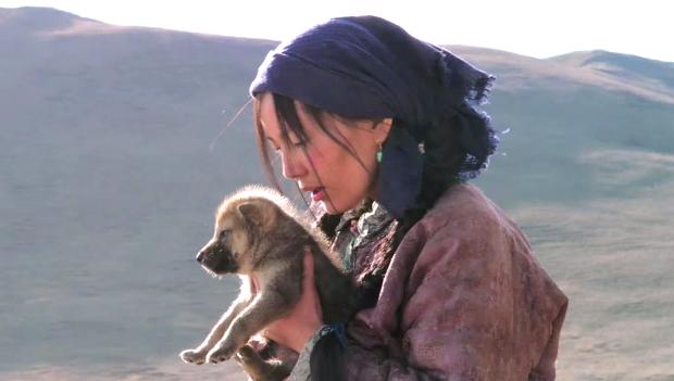 Wolf Totem (2015), Ankhnyam Ragchaa