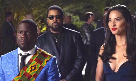 Ride Along 2 (2016), Kevin Hart, Ice Cube, Olivia Munn