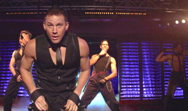 Magic Mike (2012) Matt Bomer, Channing Tatum, Adam Rodriguez,  Joe Manganiello