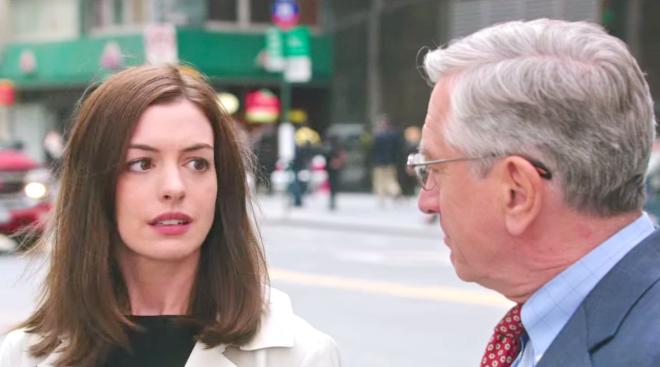 The Intern (2015), Anne Hathaway, Robert De Niro