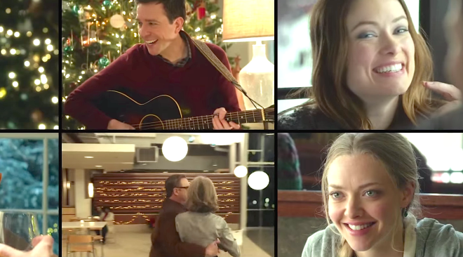 Love The Coopers (2015), Ed Helms, Olivia Wilde, Amanda Seyfried,