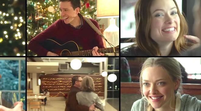 Love The Coopers (2015), Ed Helms, Olivia Wilde, Amanda Seyfried,