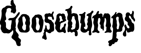 Goosebumps Book Cover Font