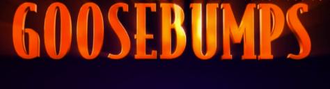 Goosebumps Trailer Font, 1:03 Minutes