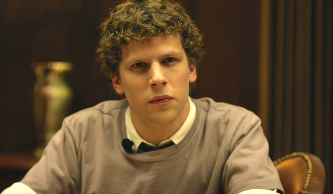 Image result for the social network still eisenberg