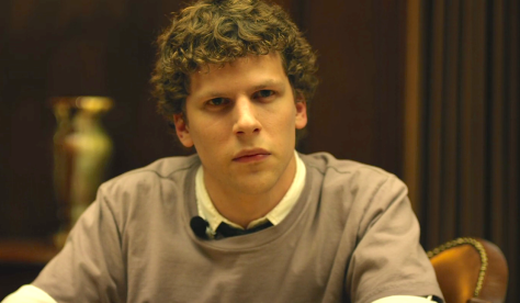 The Social Network (2010), Jesse Eisenberg