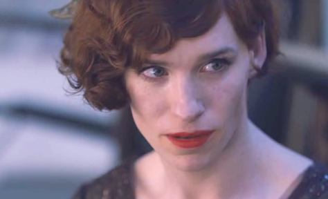 The Danish Girl (2015), Eddie Redmayne