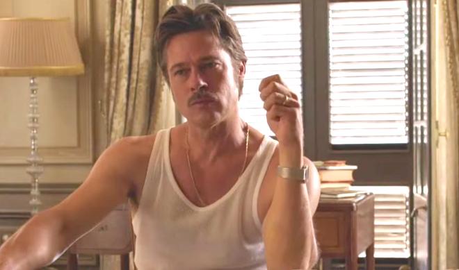 By The Sea (2015), Brad Pitt