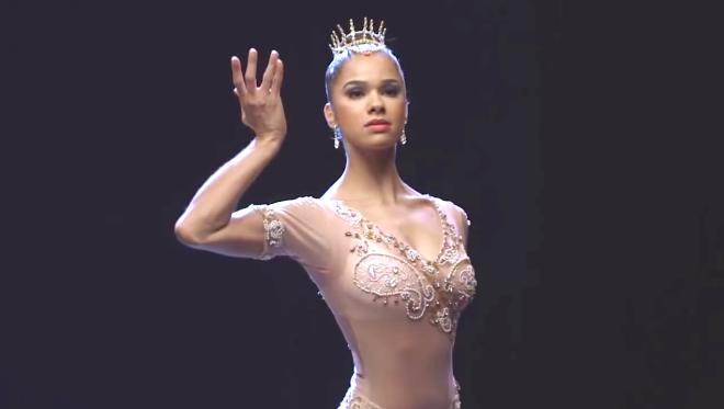 A Ballerina's Tale (2015), Misty Copeland