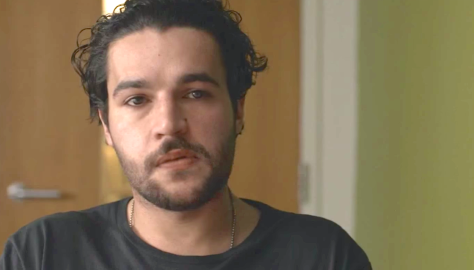 James White (2015), Christopher Abbott