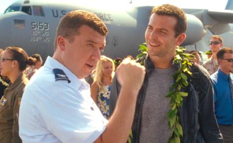 Aloha (2015), Danny McBride, Bradley Cooper