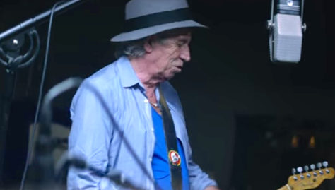Keith Richards - Under The Influence (2015), Keith Richards
