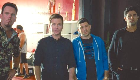 Entourage (2015), Kevin Dillon, Kevin Connolly, Jerry Ferrara, Adrian Grenier