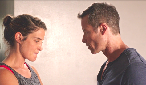 Results (2015), Cobie Smulders, Guy Pearce