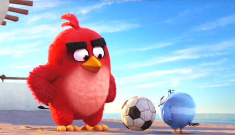 The Angry Birds Movie (2016), Josh Gad (Chuck)