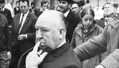 Hitchcock/Truffaut (2015),  Alfred Hitchcock
