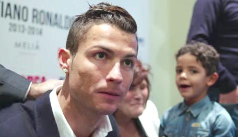 Ronaldo (2015), Cristiano Ronaldo
