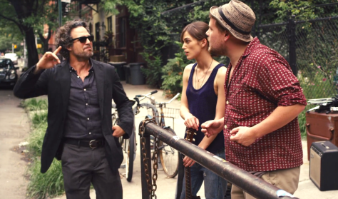 Begin Again (2013), Mark Ruffalo, Keira Knightley, James Corden