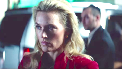 Triple 9 (2016), Kate Winslet