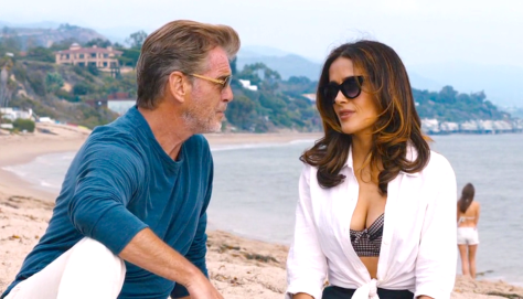 Some Kind Of Beautiful (2014), Pierce Brosnan, Salma Hayek