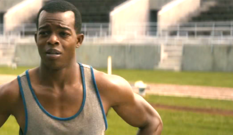 Race (2016), Stephan James
