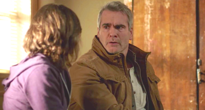 He Never Died (2015), Henry Rollins