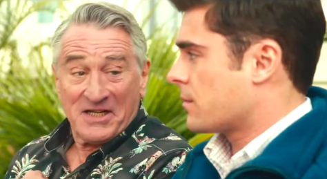 Dirty Grandpa (2016), Robert De Niro, Zac Efron