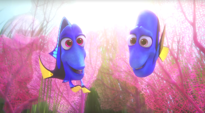 FINDING DORY (2016): New Trailer For Finding Nemo Sequel