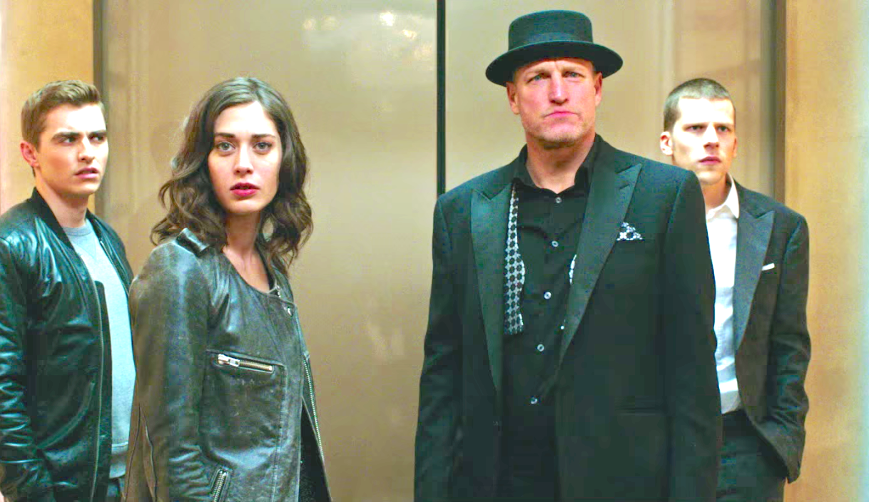 Now You See Me 2 (2016), Dave Franco, Lizzy Caplan,Woody Harrelson, Jesse Eisenberg