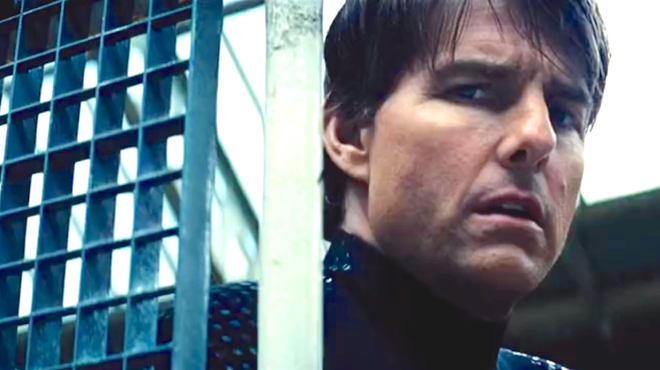 Mission: Impossible 5 - Rogue Nation (2015), Tom Cruise