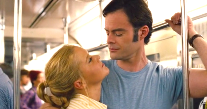 Trainwreck (2015), Amy Schumer, Bill Hader