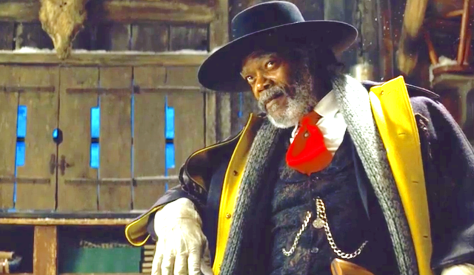 The Hateful Eight (2015), Samuel L. Jackson