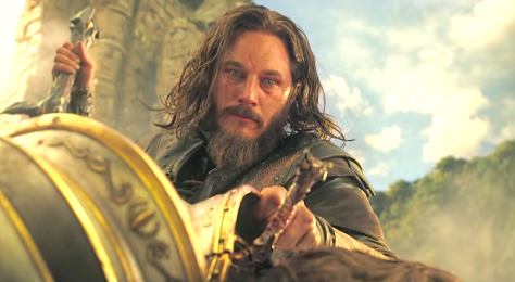 Warcraft (2016), Travis Fimmel