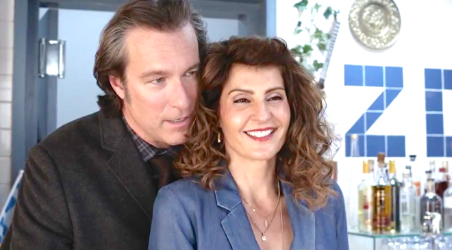 My Big Fat Greek Wedding (2016), John Corbett, Nia Vardalos