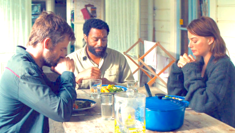 Z For Zachariah (2015), Chris Pine, Chiwetel Ejiofor, Margot Robbie