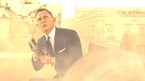 Spectre (2015), Daniel Craig