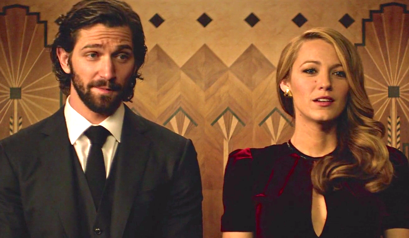The Age Of Adaline (2015), Michiel Huisman, Blake Lively