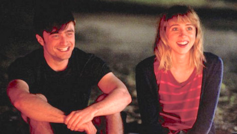 What If (2013), Daniel Radcliffe, Zoe Kazan