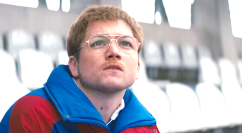 Eddie The Eagle (2016), Taron Egerton