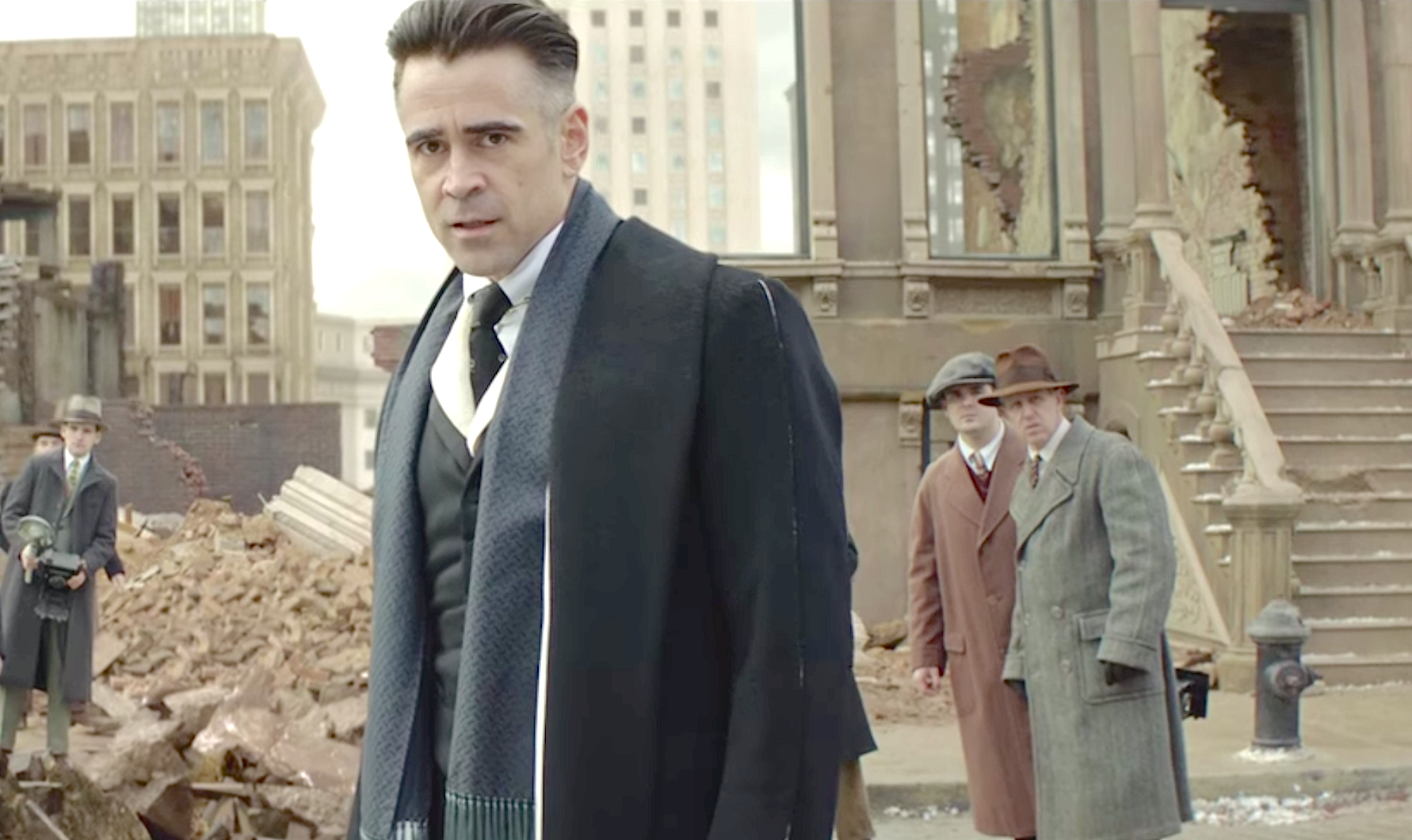 Fantastic Beasts And Where To Find Them (2016), Colin Farrell