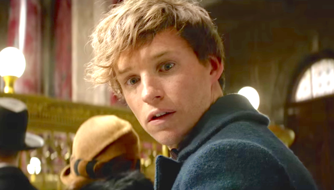 Fantastic Beasts And Where To Find Them (2016), Eddie Redmayne