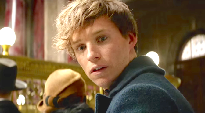 FANTASTIC BEASTS & WHERE TO FIND THEM (2016): New Trailer Starring Eddie Redmayne, Colin Farrell…