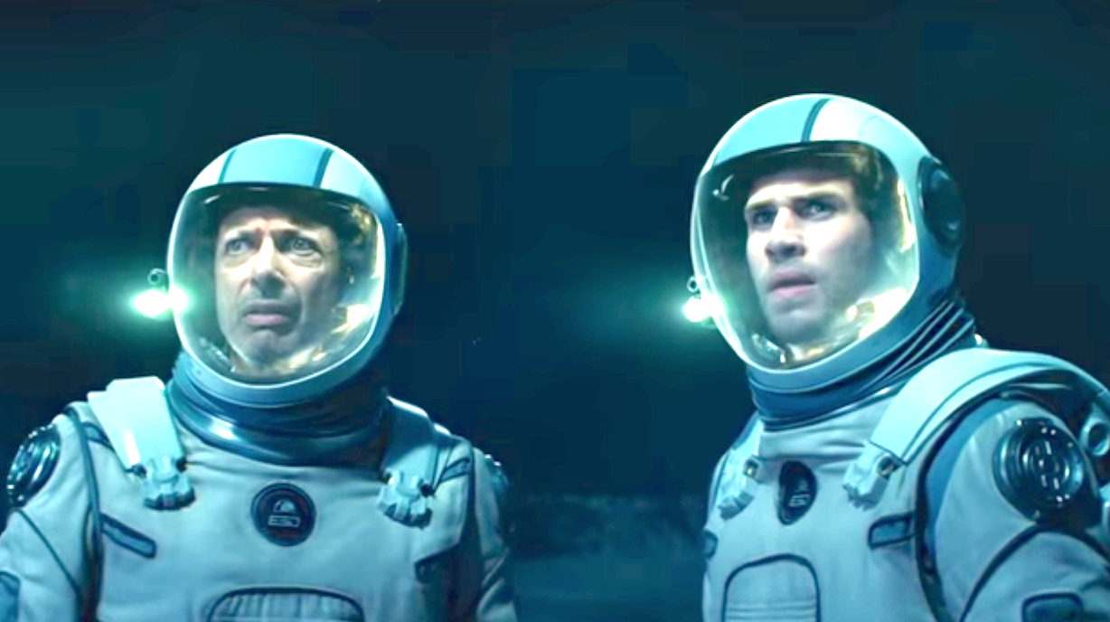 Independence Day - Resurgence (2016), Jeff Goldblum, Liam Hemsworth