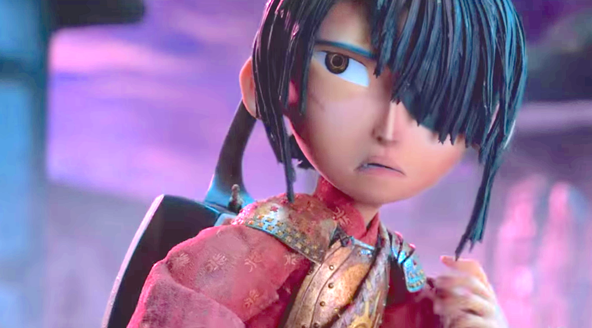 Kubo & The Two Strings (2016)