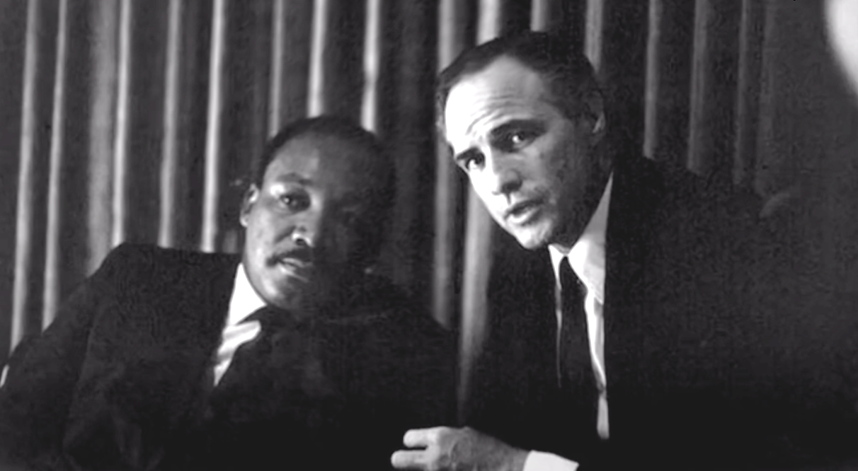 Listen To Me Marlon (2015), Martin Luther King Jr., Marlon Brando